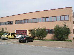 Palazzina con uffici e Foresteria, San Dorligo della Valle-Dolina, Trieste