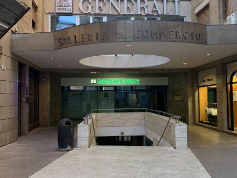 Locale commerciale centro storico Macerata