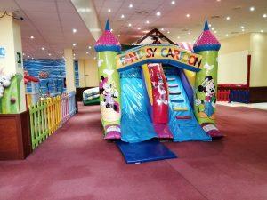 vendita attività commerciale New play park Trieste