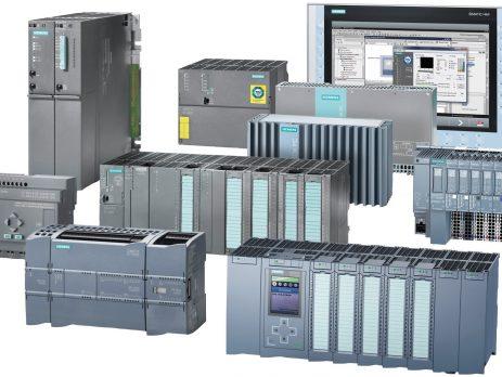 Siemens omron fanuc plc cpu drives display Asti