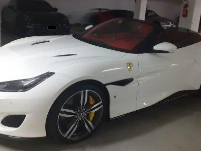 Vendesi Ferrari Portofino anno 2018, Prato
