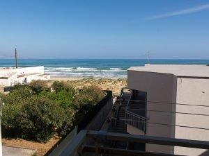 Appartamento sulla spiaggia di Alcamo Marina – Golfo di Castellammare