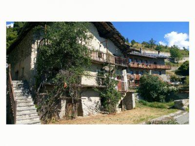 Rustico da ristrutturare a Allein, Valle d'Aosta