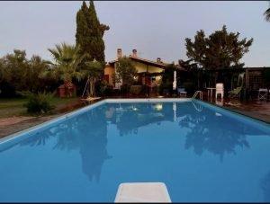 Due ampie Ville a due passi dal mare e dal lago di Bolsena, Tuscania, Viterbo