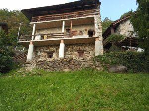 Rustico con terreno di 3500 mq, Pieve Vergonte, Verbano-Cusio-Ossola
