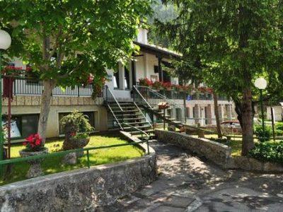 Campeggio alta Valle Seriana, Castione della Presolana, Bergamo