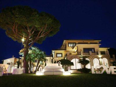 Villa da sogno, Grottaferrata, Roma