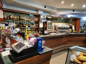 Bar, caffetteria, sisal, Oristano