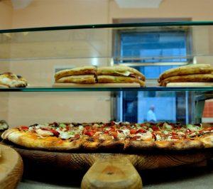 Pizzeria al taglio e asporto, Ortona, Chieti