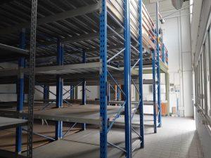 Capannone zona espansione artigianale - commerciale a Parma