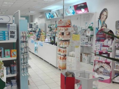 Parafarmacia ,Sanitaria , Supermarket biologico, Trani
