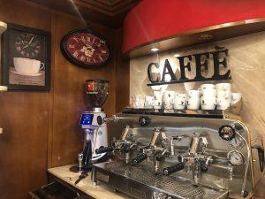 Storico Bar caffè in zona Don Bosco, Viareggio, Lucca