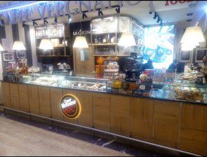 Bar centro commerciale, Rivoli, Torino